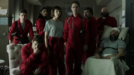 Money Heist | Netflix Official Site