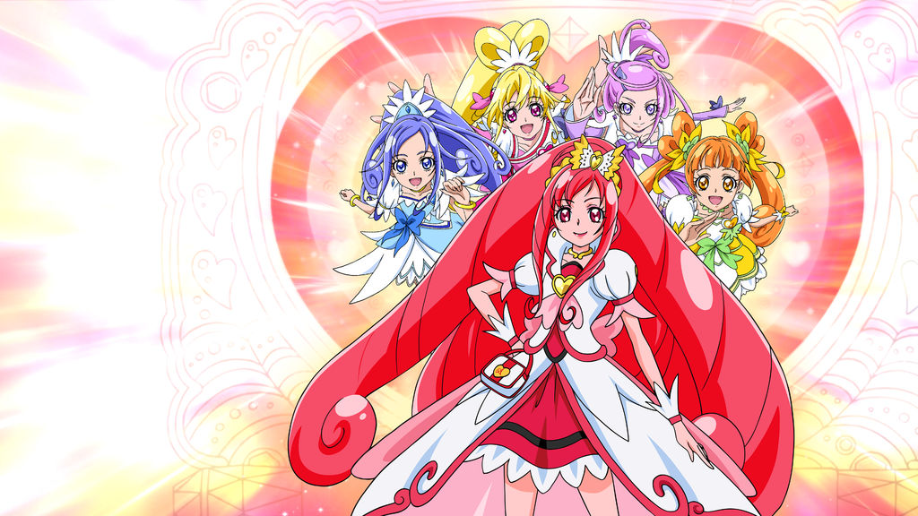 glitter force doki doki netflix official site