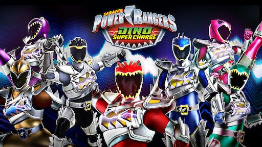 Power Rangers Dino Charge | Netflix
