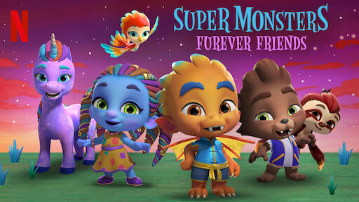 Super Monsters | Netflix Official Site