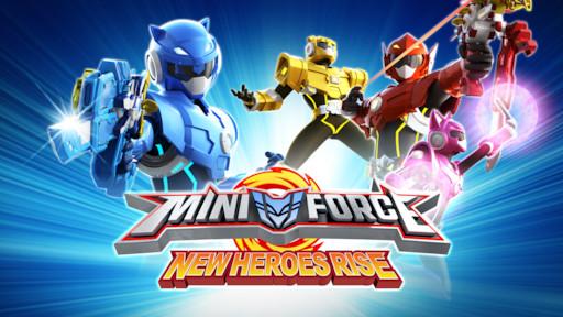 Miniforce Netflix