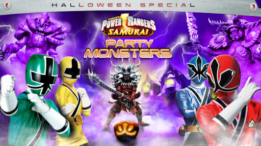 Power Rangers Super Samurai | Netflix