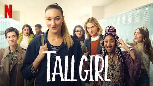 Image result for tall girl netflix