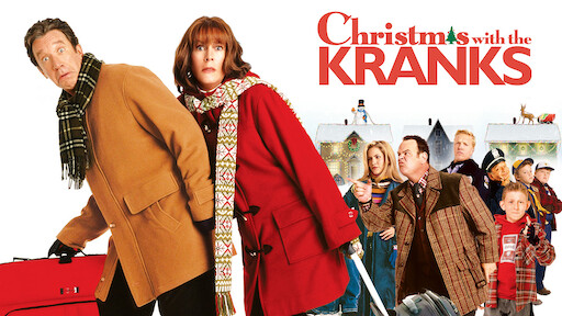 Cast Of Christmas With The Kranks.Christmas With The Kranks Netflix