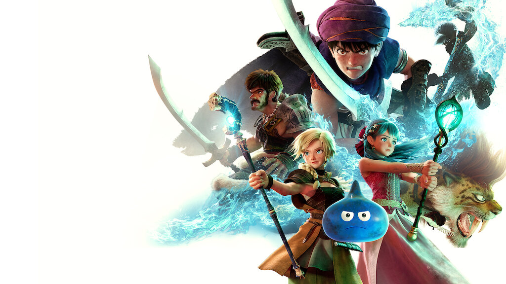 Dragon Quest Your Story Netflix Official Site