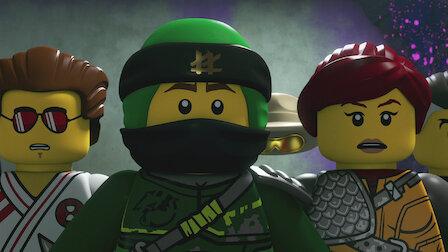 Lego Ninjago Masters Of Spinjitzu Netflix