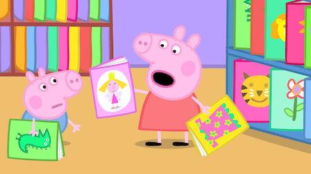 Peppa Pig Netflix