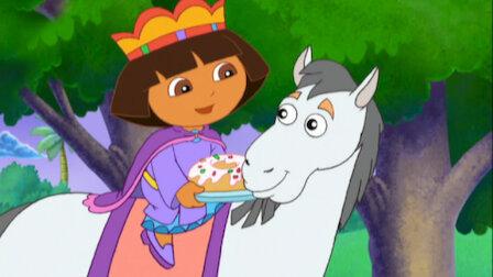 Dora A Aventureira Netflix