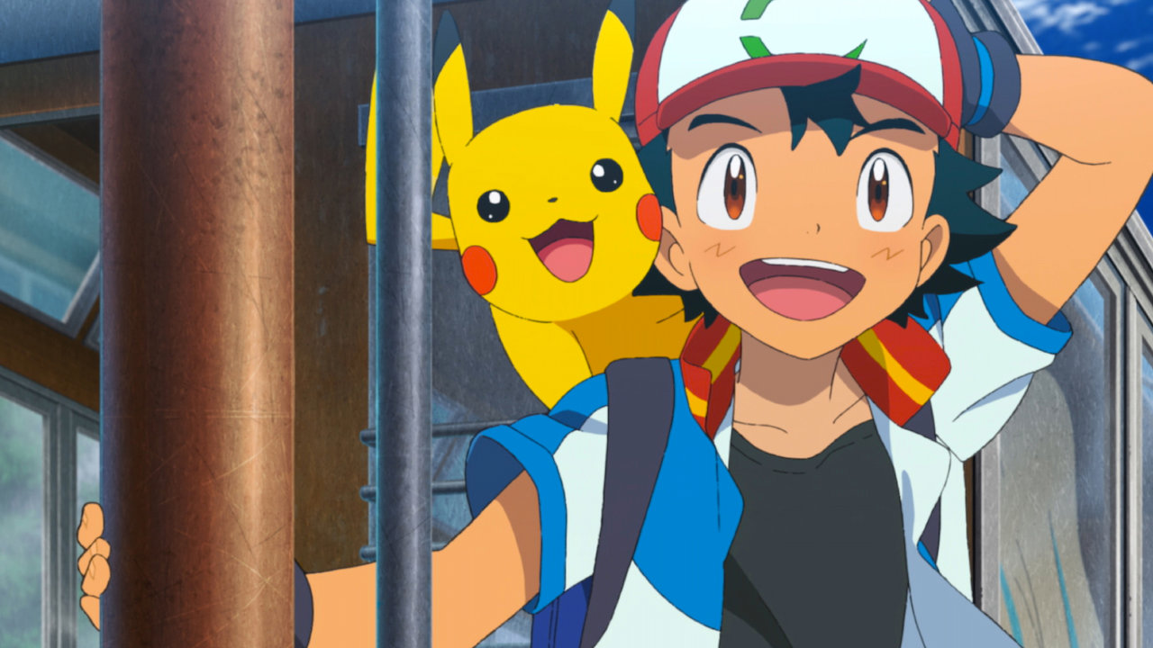 Pokemon The Movie The Power Of Us Netflix