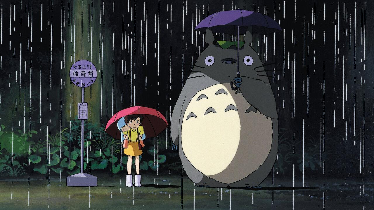 Film My Neighbor Totoro di Netflix, film keluarga yang bisa ditonton bersama anak. (Foto: Netflix)