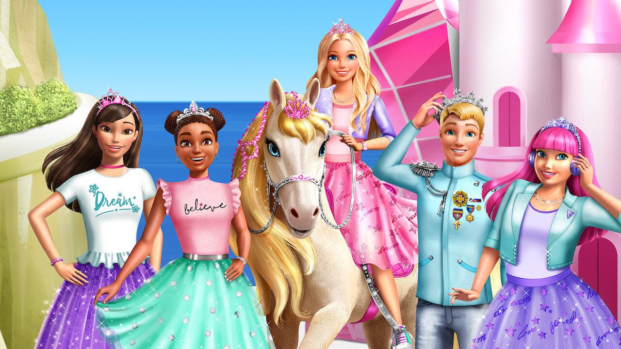 'Barbie Aventura da Princesa'. Imagem: Mattel/Divulgação