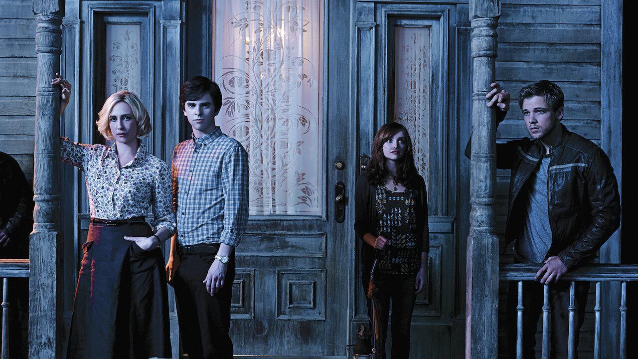 Bates Motel: serie de terror en Netflix
