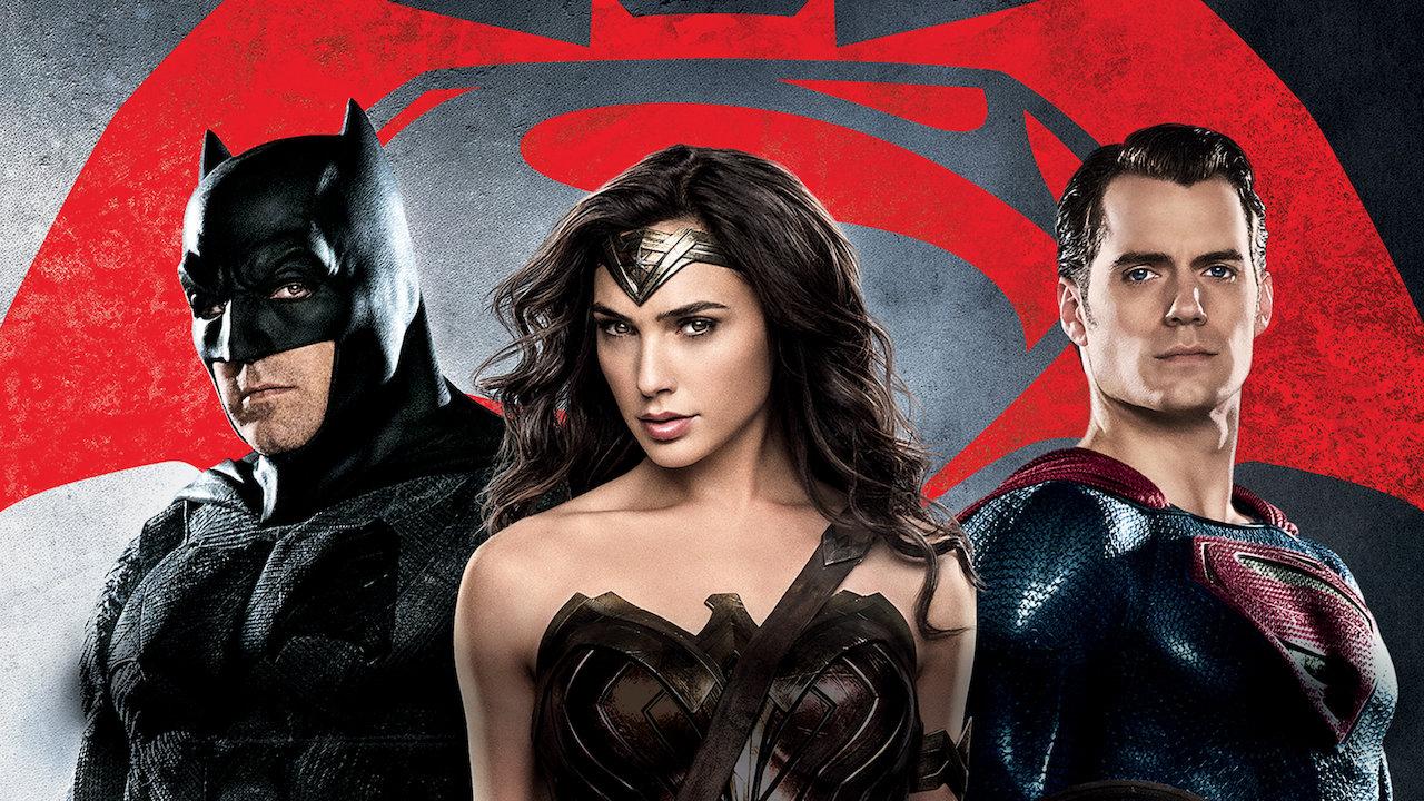 Batman V Superman Dawn Of Justice Netflix
