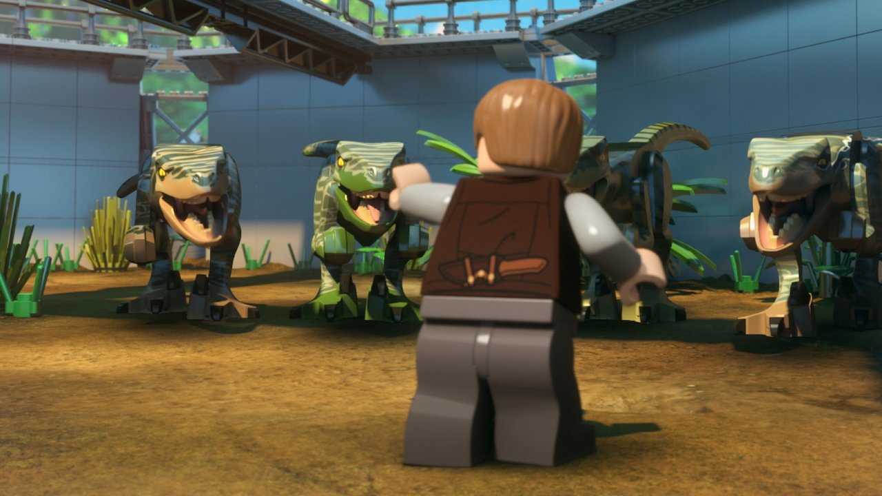 LEGO Jurassic World: The Indominus Escape | Netflix