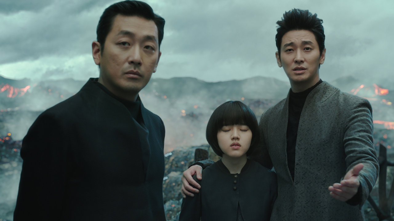 Along with the Gods: The Two Worlds | Netflix