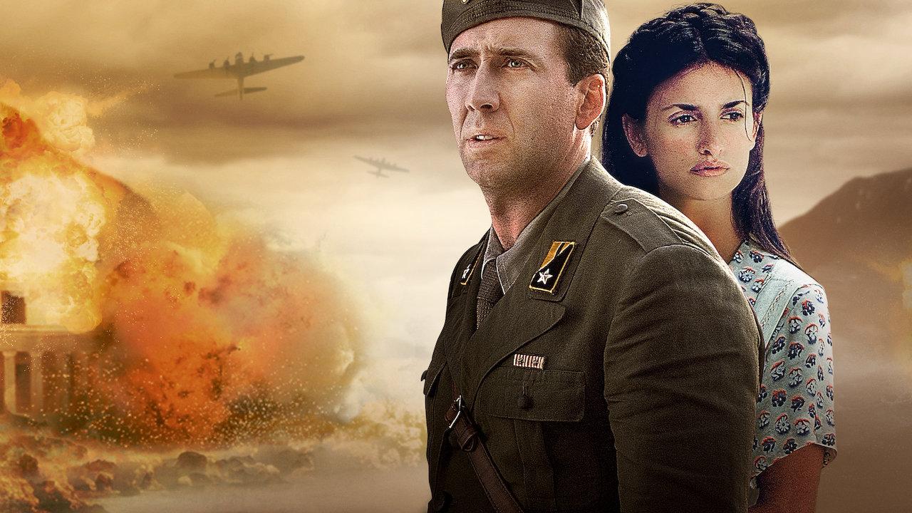 Captain Corelli's Mandolin (2001)  – War, Romance, Drama