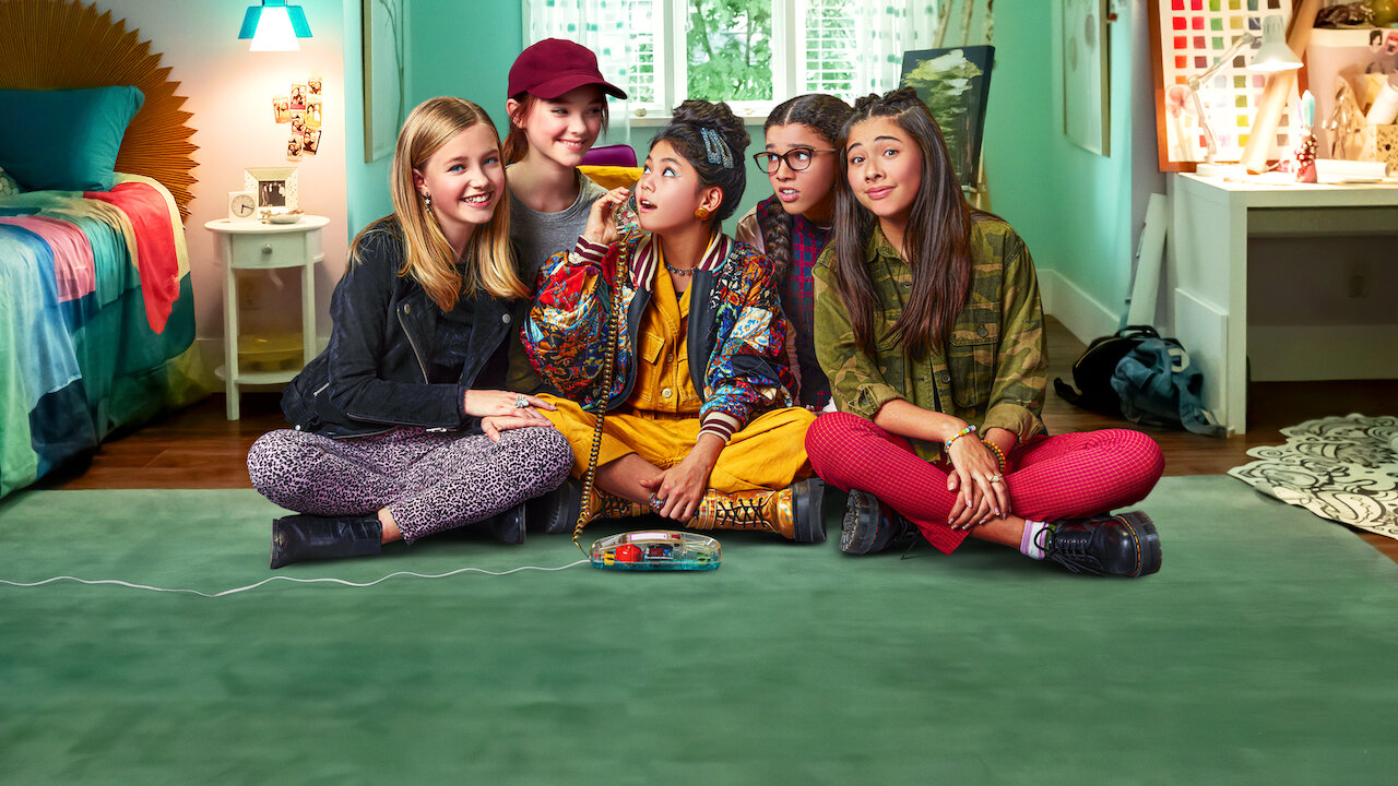 The Baby-Sitters Club   Netflix Official Site