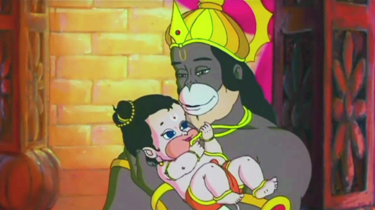 Hanuman | Netflix