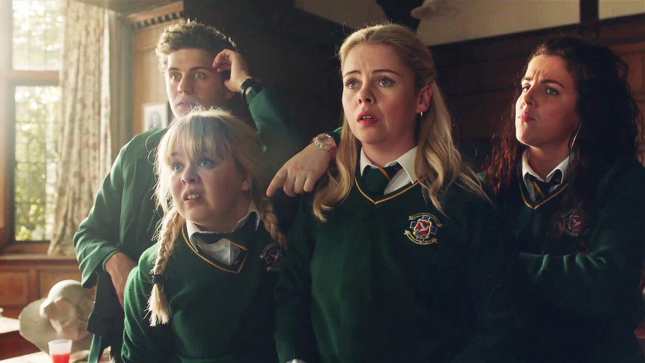 Derry Girls Netflix Offizielle Webseite