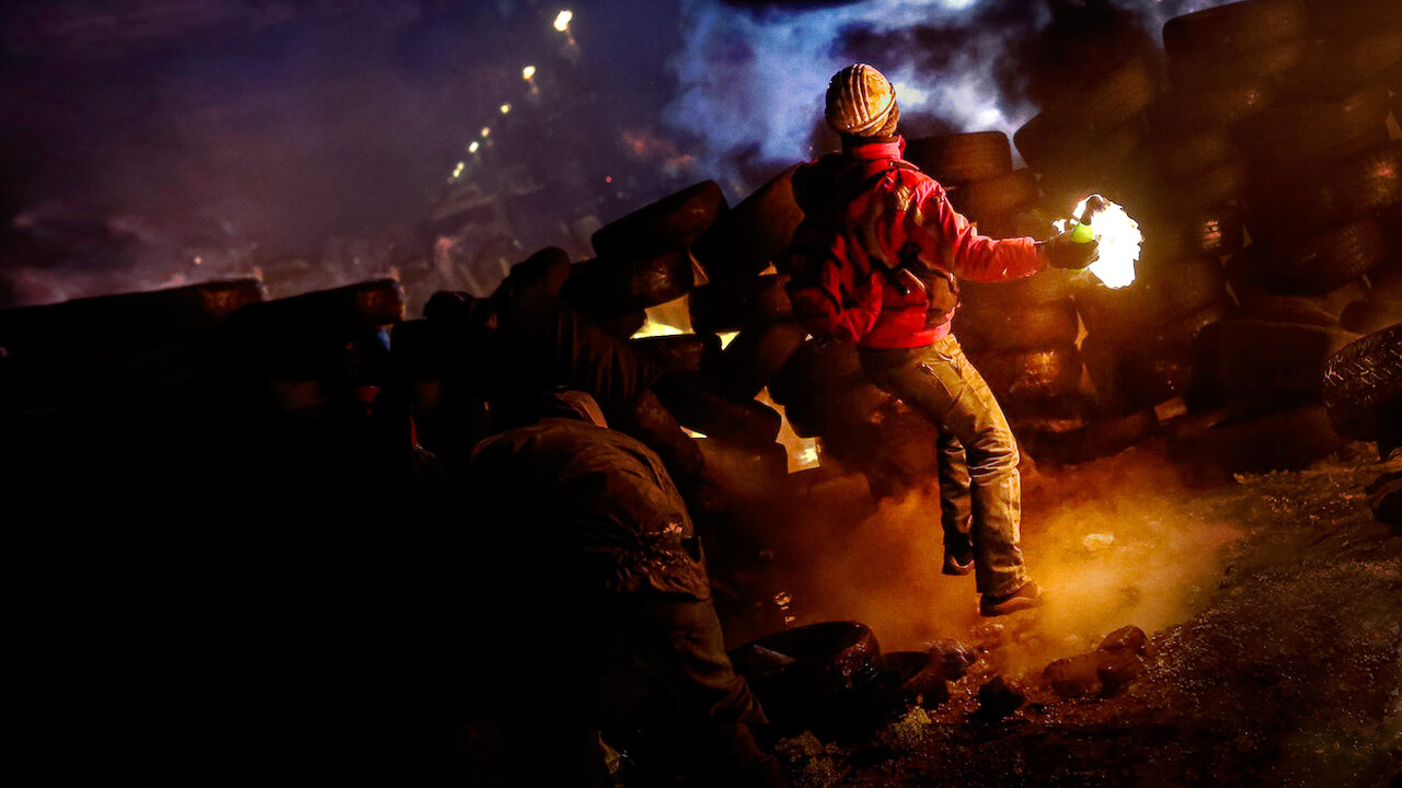 Winter on Fire: Ukraine's Fight for Freedom | Netflix Official Site
