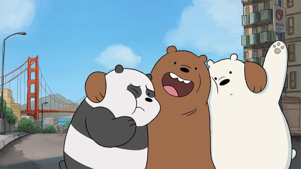 We Bare Bears | Netflix