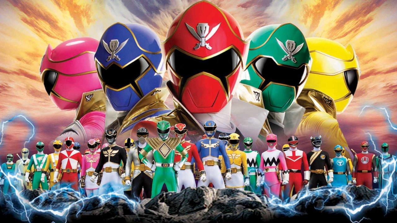 Rangers Rangers Power MegaforceBatalla LegendariaNetflix MegaforceBatalla Super Super Power wOm80nvN