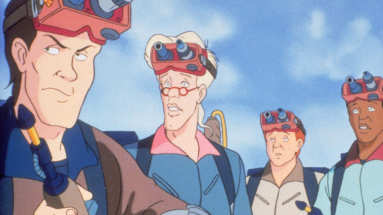 The Real Ghostbusters | Netflix