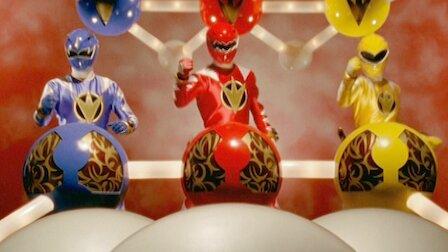 Power Rangers Dino Thunder | Netflix